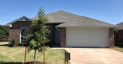 New Home for Sale in Yukon, 10721 SW 30th Terrace