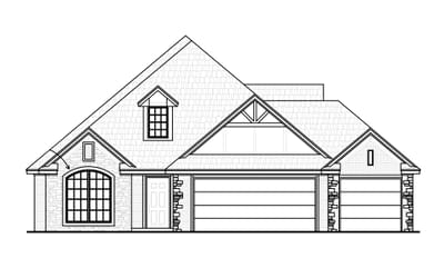 New Home for Sale in Newcastle, 2808 SE 42nd Street