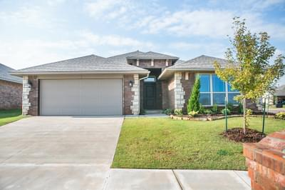 New Home for Sale in Yukon, 11116 NW 97th Street