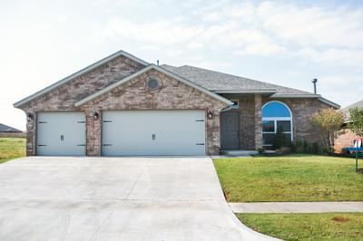 New Home for Sale in Yukon, 11112 NW 97th Street