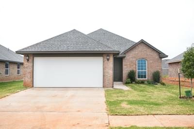 New Home for Sale in Edmond, 4228 NW 155th Street