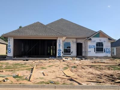 New Home for Sale in Oklahoma City, 1108 SW 138th Street