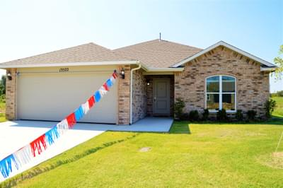 New Home for Sale in Collinsville, 13522 N 130 E Avenue