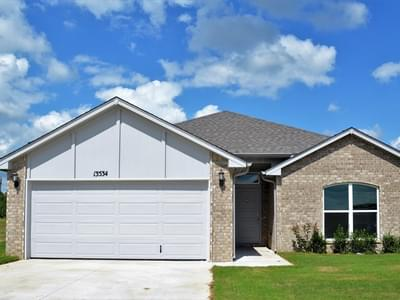 New Home for Sale in Collinsville, 13534 N 130th E Avenue