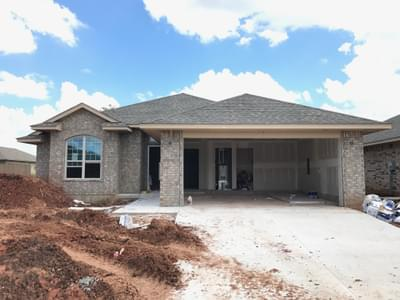 New Home for Sale in Edmond, 19712 Taggert Drive