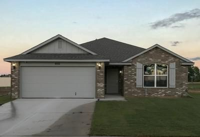 New Home for Sale in Broken Arrow, 4021 S 209th E Court
