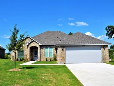 New Home for Sale in Bixby, 6329 E 147th Street S