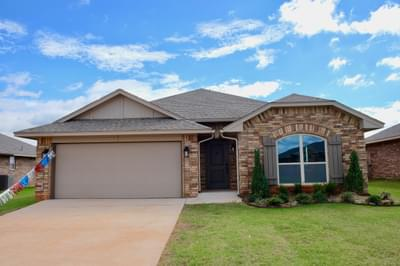 New Home for Sale in Oklahoma City, 9008 SW 48th Terrace