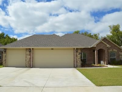 New Home for Sale in Broken Arrow, 200 S 47th Street