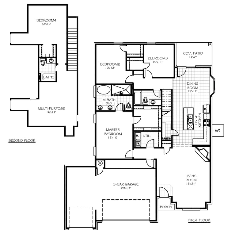 The Cameron Plus Elite Floorplan
