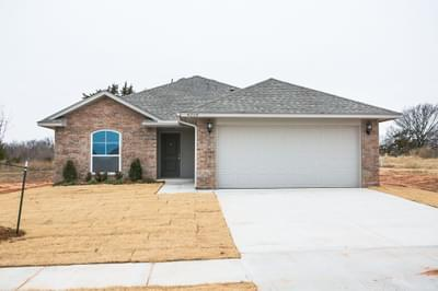 New Home for Sale in Norman, 4204 Condor Drive