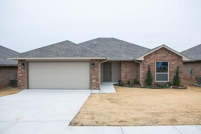 New Home for Sale in Norman, 3906 Wiltshire Drive