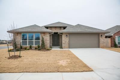 New Home for Sale in Norman, 620 Aplomado Street