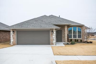 New Home for Sale in Norman, 3902 Wiltshire Drive