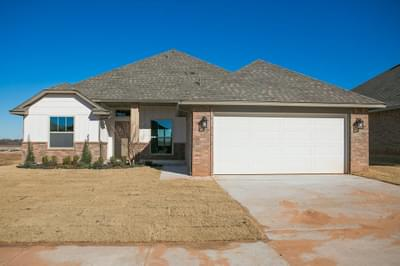 New Home for Sale in Edmond, 4121 NW 155th Street
