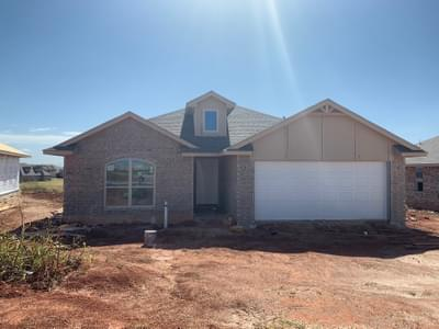 New Home for Sale in Norman, 3814 Mistwood Place