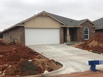New Home for Sale in Edmond, 18405 Groveton Boulevard