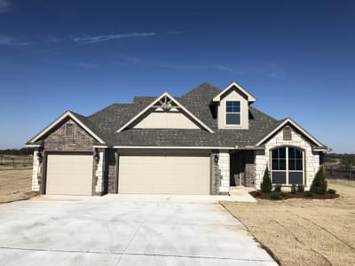 New Home for Sale in Norman, 2839 SE 43rd Terrace