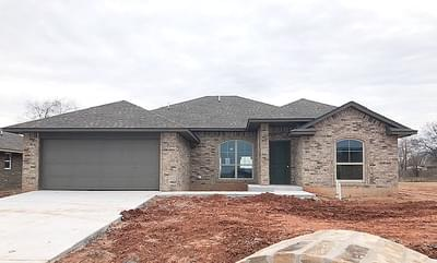 New Home for Sale in Norman, 4200 Caracara Court