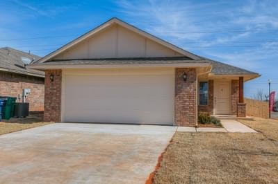 New Home for Sale in Oklahoma City, 4728 Pyrope Lane