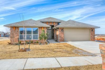 New Home for Sale in Yukon, 9601 Bexhill Drive