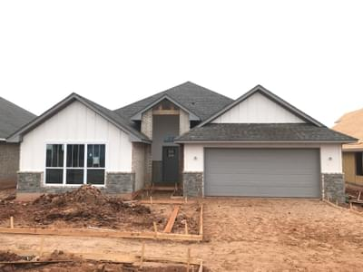 New Home for Sale in Edmond, 2517 NW 193rd Terrace