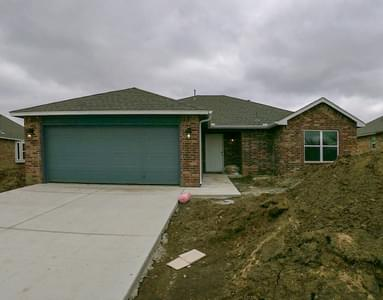 New Home for Sale in Broken Arrow, 21025 E 40th Place