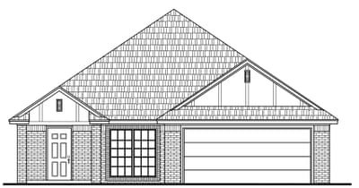 New Home for Sale in Bixby, 14761 S Maplewood Place