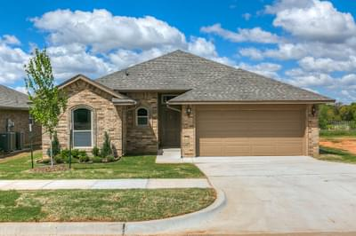 New Home for Sale in Midwest City, 2700 Snapper Lane