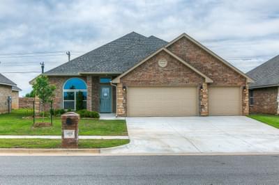 New Home for Sale in Oklahoma City, 14004 Celeste Lane