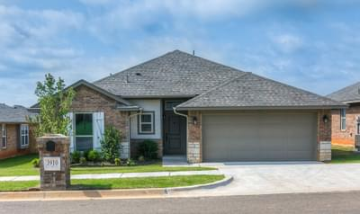 New Home for Sale in Norman, 3910 Wiltshire Drive