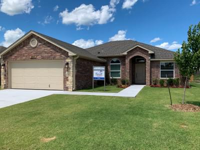 New Home for Sale in Broken Arrow, 21045 E 40th Place S