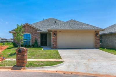 New Home for Sale in Edmond, 2504 NW 197th Terrace