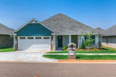 New Home for Sale in Edmond, 2521 NW 193rd Terrace