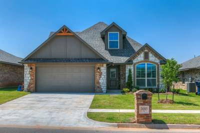 New Home for Sale in Edmond, 3005 NW 182nd Street
