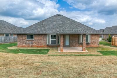 1,600sf New Home in Edmond, OK