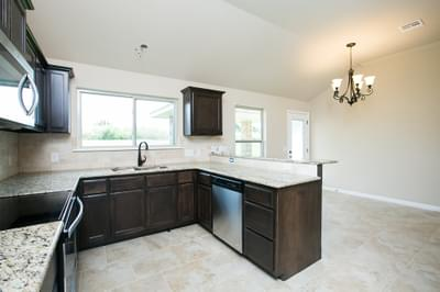 Providence New Home Floor Plan