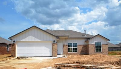 New Home for Sale in Broken Arrow, 321 S 48th Court