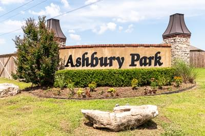 Ashbury Park community in Collinsville OK