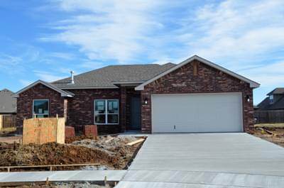 New Home for Sale in Broken Arrow, 305 S 48th Court