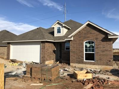 New Home for Sale in Edmond, 15304 Hill Branch Road