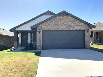 11608 SW 8th Circle, Yukon, OK