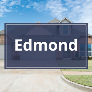 New homes in Edmond Oklahoma