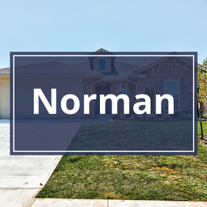New homes in Norman Oklahoma