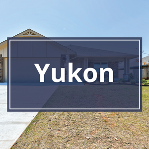 New homes in Yukon Oklahoma