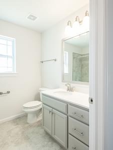 Bathroom. Brooke Elite New Home Floor Plan