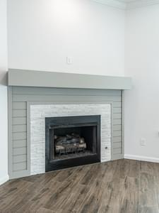 Fireplace. 1,876sf New Home