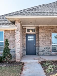 Front. Brooke Elite Home with 3 Bedrooms