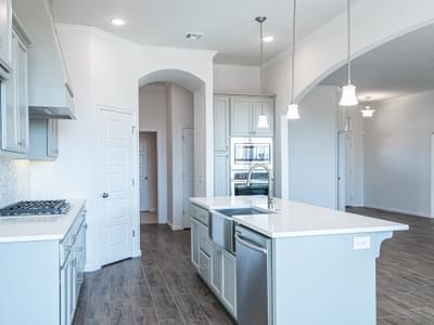 Kitchen. Brooke Elite Home with 3 Bedrooms
