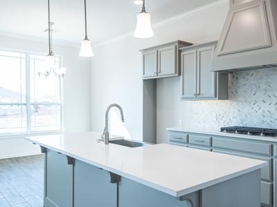 Kitchen. Brooke Elite New Home Floor Plan